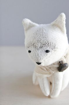arctic fox / oh albatross