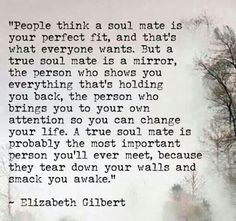 what if you never meet your soul mate...