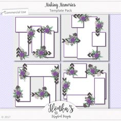 New Release: Making Memories Template Pack by Ilonka's Scrapbook Designs! DigiScrapbooking; http://www.digiscrapbooking.ch/shop/index.php?main_page=product_info&cPath=22_188&products_id=21067. 02/10/2017