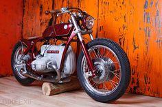 BMW R75 пользовательские мотоцикла