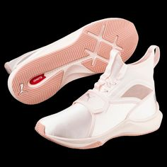 fbaf23bfae2e Selena Gomez Is Pretty in Pink Modeling Puma s New Ballet-Inspired  Collection Selena Gomez Shoes