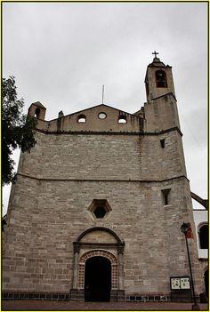 """Catedral de Tula,San José """"Ex Convento Franciscano"""" Tula de Allende,Estado de Hidalgo,México"""
