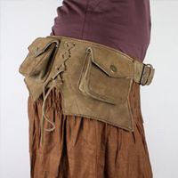 another leather festival utility belt...