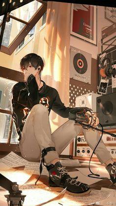 Anime Boys, Manga Anime, Dark Anime Guys, Cool Anime Guys, Handsome Anime Guys, Anime Neko, Cute Anime Boy, Fanarts Anime, Anime Art Girl