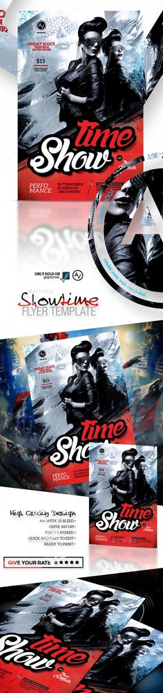 Friday Bash Flyer Template  Fonts Video Tutorials And Facebook
