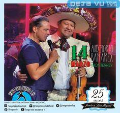 14-03-2015 - Deja Vu Tour 2015- Hoy en Auditorio Banamex- Monterrey- México-. Tengo Todo Excepto a Ti, fans club oficial internacional Argentino-  Desde 1990 Junto a Luis Miguel Seguinos en todas nuestras redes sociales: FACEBOOK:  https://www.facebook.com/pages/Tengo-Todo-Excepto-A-Ti/595464773913653 TWITTER: @tengotodoclub - INSTAGRAM: @Tengotodocluboficial - y también en nuestro canal de YOUTUBE- o escribinos al MAIL: tengotodocluboficial@gmail.com