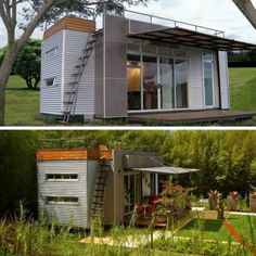 TINY CONTAINER HOME