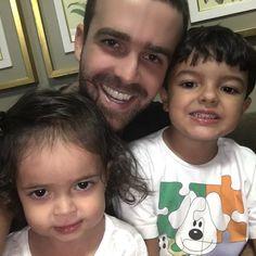 Aproveitando os últimos minutos com meus amores!!!! #sobrinhos by marciopporto