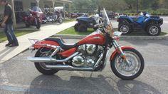 2006 Honda VTX 1300C Motorcycle! $4,995 call Polaris of Gainesville at (386) 418-4244