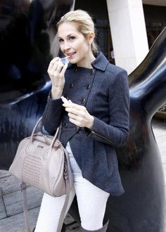 Kelly Rutherford is a Soft Classic
