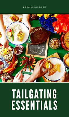 15 Tailgating Season Essentials | DomaineHome.com