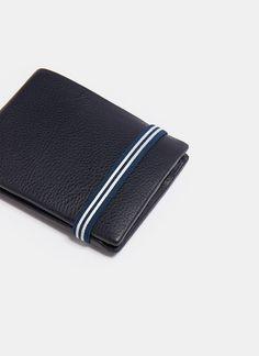 737d64788 Billetera piel con elástico y monedero   Adolfo Dominguez shop online