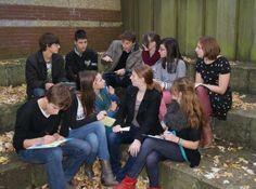Een actieve leerlingenraad