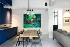 Bauhaus Apartment Redesign by Studio Raanan Stern Architect renovated apartment tel aviv 11