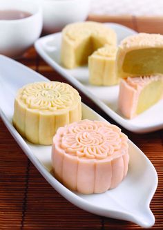 Mid-Autumn Festival 2015 With D'King Vegetarian Snow Skin Musang King Durian Mooncake