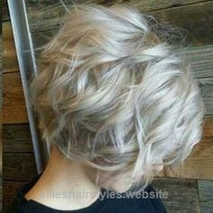 Nice 20 Best Short Wavy Bob Hairstyles | Bob Hairstyles 2015 – Short Hairstyles for Women Image source The post 20 Best Short Wavy Bob Hairstyles | Bob Hairstyles 2015 – Short Hairstyles f ..