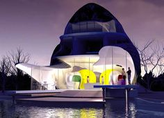 extreme cribs shark house - Google Search