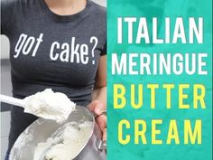 Yo's Italian Meringue Buttercream Recipe – HOW TO CAKE IT