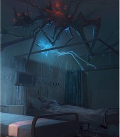 Monster concept art cthulhu 49 Ideas for 2019 Arte Horror, Horror Art, Dark Fantasy Art, Dark Art, Monster Art, Shadow Monster, Fantasy Creatures, Mythical Creatures, Lovecraftian Horror
