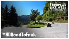 Are you getting ready for EuropeanBikeWeek? Share your best ride images at #HDRoadToFaak https://t.co/gWFvJwamZn https://t.co
