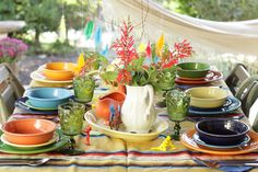 Eclectic-Colorful-Thanksgiving-Table-Ideas-With-Fiesta-Dishes.jpg (3221×2147)