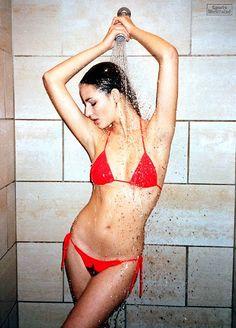 Bikini models latinas indian