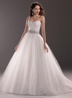Maggie Sottero Haute Couture Bridal - Aleah-3MD786LU  Elaine's Wedding Center