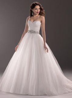 Maggie Sottero Haute Couture Bridal - Aleah-3MD786LU  Elaine's Wedding Center