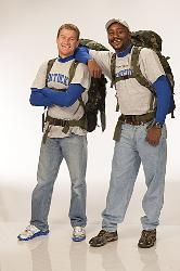 """Bopper and Mark are doing great on """"The Amazing Race"""".  Keep it up!!"""