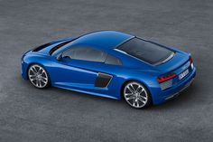 2016 Audi R8 E-Tron: This Is Audi's 456 HP Electric Supercar Future