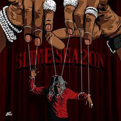 """Stream/downloadYoung Thug new mixtape""""Slime Season 2"""".  With his Hy!£UN35 debut album on the way, Young Thug is back with the mixtape Slime Season 2. The much-anticipated follow-up to Slime Season is a 22-track effort, featuring guest appearances and production from Rich Homie Quan, Birdman, Trouble, Metro Boomin, Southside, and London On Da Track. Celebrate your Halloween with Young Thug's Slime Season 2 below. Stream & Download below….."""