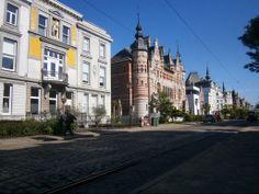 Living in Antwerp, Belgium. Photo: Karen Eliot
