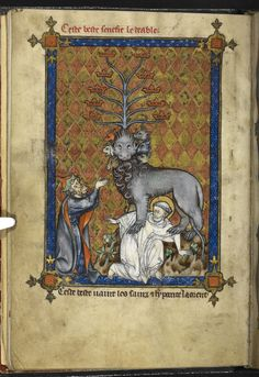 Yoda Really <em>Is</em> Old! Jedi Master's Lookalike Spotted In Medieval Manuscript
