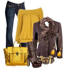 """""""Yellow Bag #3"""" by stylesbyjoey on Polyvore"""