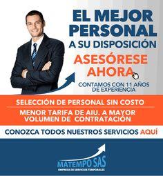 #NOVOCLICK esta con #MATEMPO EL MEJOR PESONAL PARA SU EMPRESA