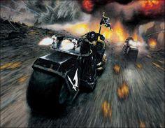ravenwing bike!!