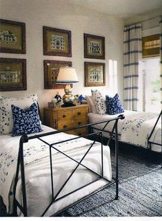 Stylish toddler boy bedroom ideas blue only in homesable.com French Country Rug, French Farmhouse Decor, French Country Bedrooms, French Country Decorating, Farmhouse Style, Rustic Farmhouse, French Style, Country Bathrooms, Rustic French