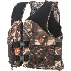 Image for Onyx Outdoor Realtree Max-4® Universal Sport Vest from Academy