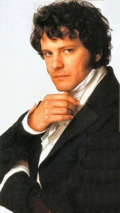 Colin as Mr Darcy gets its own post. I cannot even read the book anymore without picturing him in my head.