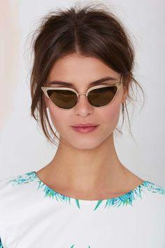 Nasty Gal X Quay Minx Shades - Eyewear | Back In Stock | Accessories | Accessories | Quay Sunglasses