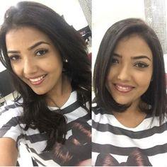 Antes & Depois: Valoriza a Morena. (Siga @vandinhamc on Instagram) Instagram, Brunettes