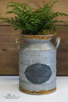 We can't get enough of these vintage inspired planters! | $47.49