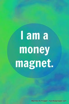 Manifest & Prosper: Money Magnet