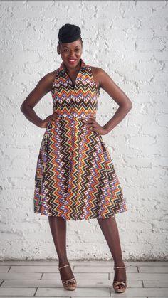 New African Print designer Mthunzi