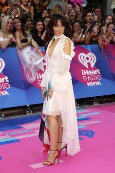 Camila Cabello at the 2017 iHeartRADIO MuchMusic Video Awards