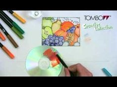 Tombow brush pens are one of the most wished for bullet journal supplies and today we'll show you what's so great about them and which colors to choose! Tombow Markers, Brush Markers, Tombow Dual Brush Pen, School Art Supplies, Craft Supplies, Bujo, Colouring Techniques, Pen And Watercolor, Marker Art