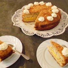 Flax seed cake - Healthy Stuff!