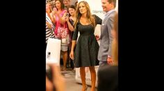 Sarah Jessica Parker celebrate the launch of her SJP Collection