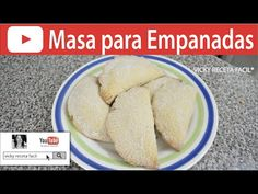 How to Make Empanada Dough Mexican Food Recipes, Baking Recipes, Empanada Dough, Oatmeal, Deserts, Goodies, Yummy Food, Cooking, Breakfast
