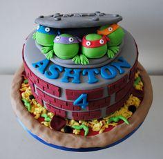 Výsledok vyhľadávania obrázkov pre dopyt ninja turtles torta
